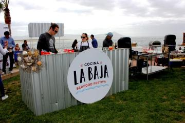 Podrás probar los platillos de mar de más de 30 chefs en Ensenada