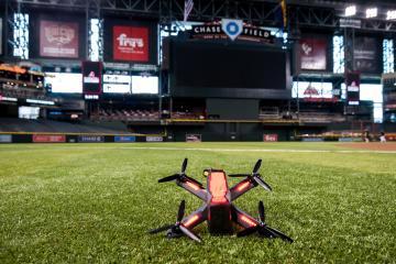 Las carreras de drones, el deporte que se quiere poner de moda