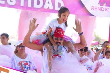 Corre con Espuma en Tijuana ¡Haz ejercicio y ayuda a niños con...