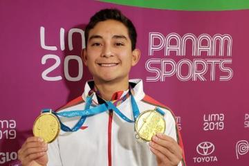 """Mexicano gana medalla de oro a pesar de ser """"flojo"""""""