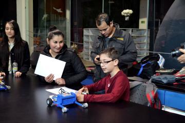 Listos los cursos de robótica para niños en Tijuana
