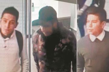 Son primos, 2 de los asaltantes de la Casa de Moneda en México