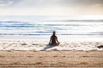 Sana, alinea y purifícate meditando en Playas de Tijuana
