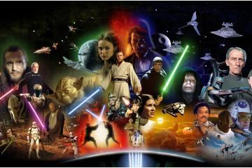 Star Wars pierde el interés y la atención de las nuevas generaciones