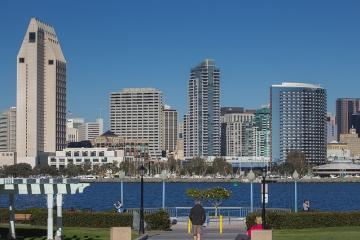 Emiten advertencia por calor excesivo en San Diego
