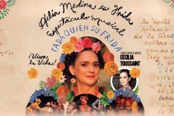 Cada quien su Frida llega a Tijuana