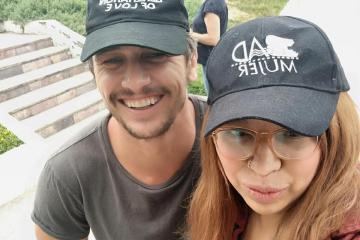 James Franco y Julia Roberts visitaron Tijuana