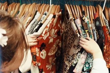 Coolture and Fashion pondrá a la venta ropa usada y vintage en...