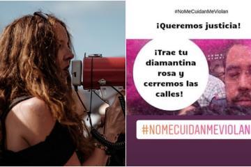 Tijuana marchará con diamantina rosa contra la violencia de género