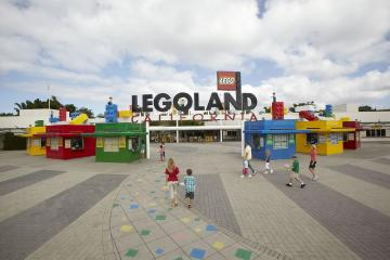 "Legoland abrirá ""Lego Movie World"" en San Diego"