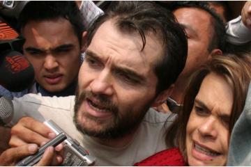Detienen a Carlos Ahumada en Argentina a petición de la FGR