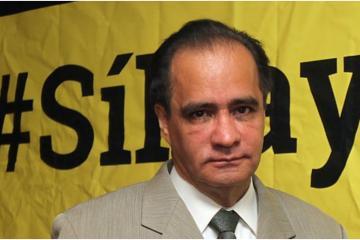 René Bejarano se niega a hablar sobre la Estafa Maestra