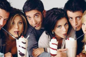 ¡El trabajo de tus sueños! Gana mil dólares por ver Friends