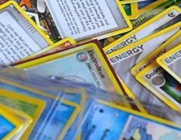 Vendió cartas originales de Pokémon por más de 107 mil dólares