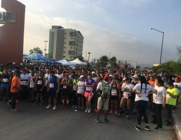 Más de 10 mil participaron en la carrera atlética de INDEX