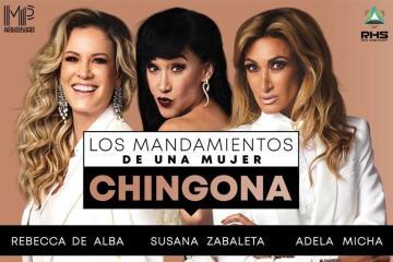 Traen a Tijuana Los Mandamientos de una Mujer Chingona