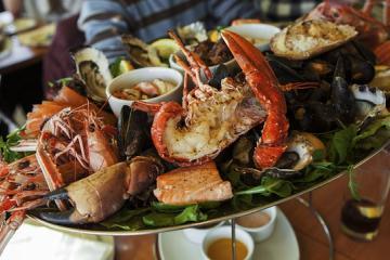 Deléitate con el Festival del Pescado y el Marisco en Rosarito