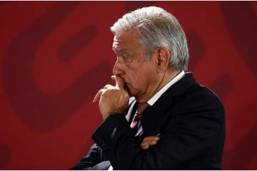 Cada vez más mexicanos quieren que AMLO renuncie