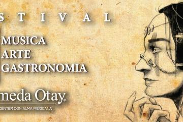 Festival Somos Arte, Gastronomía y Música tomará Plaza Alameda