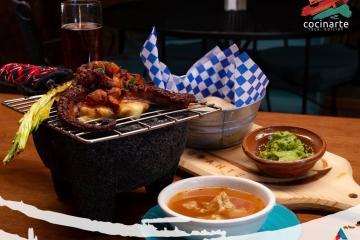 Disfruta de la gastronomía de Tecate en Expo Cocinarte