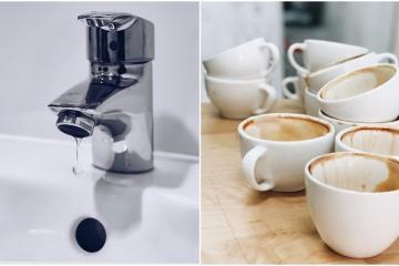 ¿No almacenaste agua? 4 tips para sobrevivir al corte de agua en...