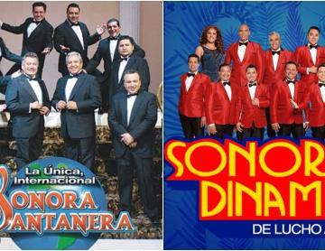 Ensenada tendrá la noche perfecta con La Sonora Santanera y Sonora...