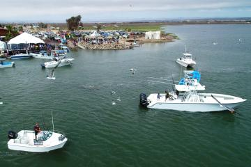 Get your rod ready for the second fishing tournament at San Quintín