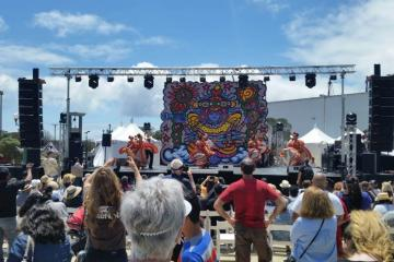 Este fin de semana te espera el Rosarito Art Fest