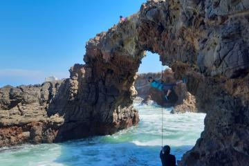 Are you looking for an extreme or exciting adventure? Visit El Arco...