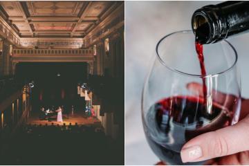 Have a great night in Ensenada at Vino la Ópera