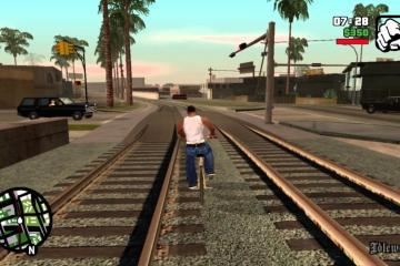 Revelan más trucos de GTA San Andreas