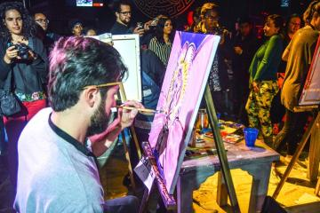 Tijuana will host a live Art Battle!