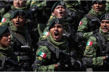 El Ejército y la Guardia Nacional podrán actuar en legítima defensa