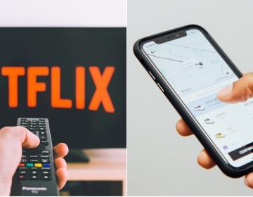 Esto costará Netflix y Uber de aprobarse el IVA en servicios...