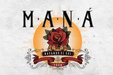Maná traerá su tour Rayando El Sol a San Diego