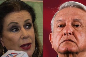 Laura Zapata le pide a AMLO que deje la presidencia y se ponga a...