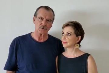 Vicente Fox da el grito y pide a los mexicanos a cambiar en 2021