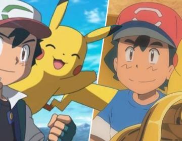 Ash Ketchum logra ganar una liga Pokémon después de 22 años