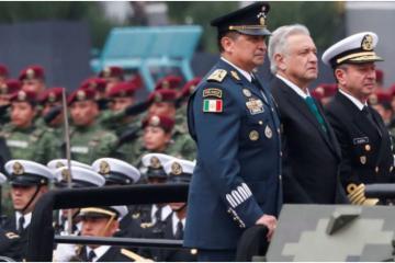 Polémico desfile de 16 de septiembre en CDMX