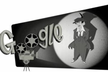 """Google celebra a """"Tin Tan"""" con doodle"""