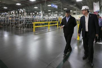Baja California logra otra vez el primer lugar nacional en manufactura