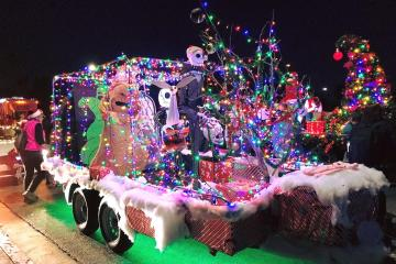 Chula Vista se iluminará con desfile navideño
