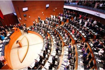Mayoría de MORENA en Senado desconoce decisión de Tribunales y...