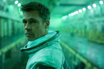 ¿Cómo está Ad Astra de Brad Pitt?