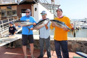 Este viernes es la final del torneo Pesca La Baja