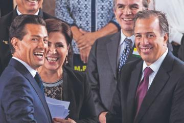 Peña y Meade pueden ir a juicio por Estafa Maestra