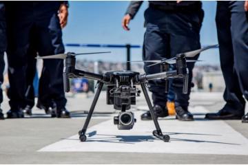 La SSPM ha usado drones para mejorar la seguridad de Tijuana