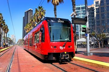 Viaja gratis en el Trolley de San Diego este miércoles