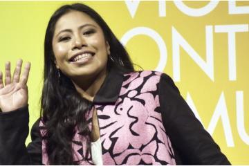 Yalitza Aparicio será Embajadora de la Buena Voluntad