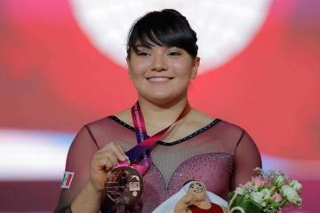 Alexa Moreno obtuvo su pase a Tokio 2020